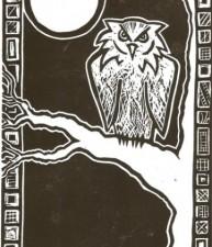 Angry Owl<BR>2007