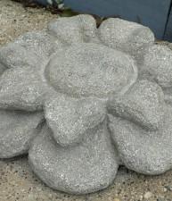 Cement flower<br>2006
