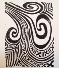 Tidal Wave Swirls