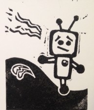 COLLECTION:<BR>Tiny Robots, 2016