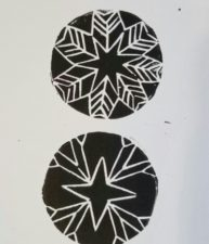 Two more snowflakes